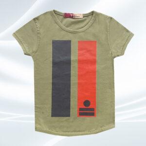 تی شرت طرح پرچم