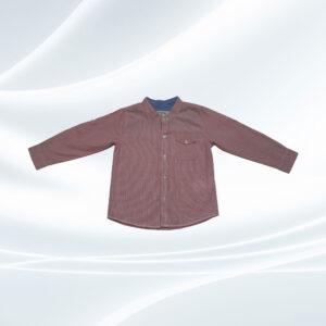 پیراهن یقه گرد پسرانه